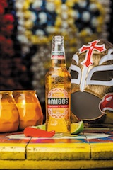Amigos Tequila Beer launches a vibrant new identity