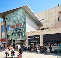 Queensberry Real Estate confirms five new brands at The Kingsway Centre, Newport