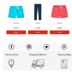 Orlebar Brown introduces personalised product recommendations in triggered emails from Fresh Relevance