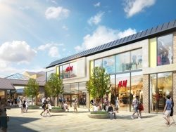H&M to anchor new £7m Spires Shopping Centre in Barnet
