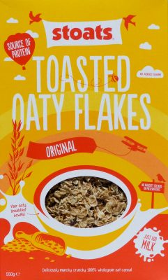 New Toasted Oaty Flakes