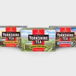 Yorkshire Tea named most popular tea brand