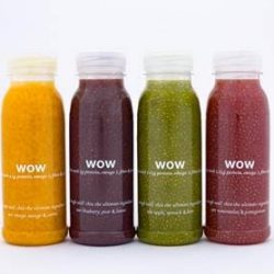 UK's first juice with chia seeds, wow, wins listing with Waitrose