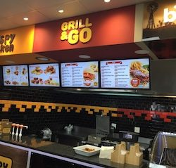 FreshStop launches new in-house fast food lines: Hooked On Fish, Mr Brown's and Grill to Go