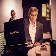 George Clooney reunites with Nespresso for humorous, new 'Change Nothing' campagin