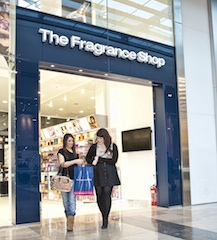 The Fragrance Shop celebrates prestigious customer service award win