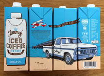 Jimmy's Iced Coffee launches 1-litre cartons in 300 Sainsbury's stores