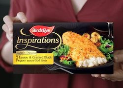 Birds Eye invests in award-winning Inspirations range with a new TVC and new products