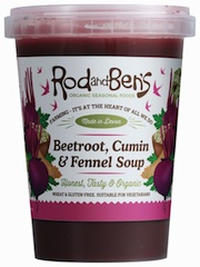 Rod & Ben's adds two flavours to award-winning soup range and ties with The Well Hung Meat Company