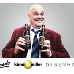 Bravado partners with gifting specialist Kimm & Miller to introduce Al Murray beer gifting range to Debenhams