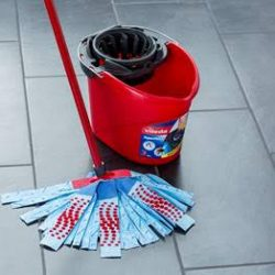 Vileda turns up the power on its best-selling Mop and Bucket