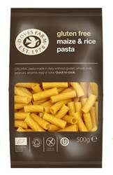 Doves Farm increases free from range with two new pasta varieties