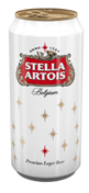Stella Artois unveils festive limited edition packaging
