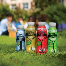 Ocado lists African-inspired Chosan premium soft drinks