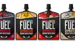 FUEL10K 'QUARK with Fruit' shakes up breakfast category for convenience stores
