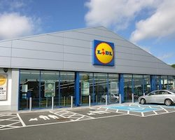 Lidl becomes the UK's seventh largest supermarket, latest Kantar Worldpanel data shows
