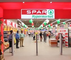 Shoppers in Hyderabad welcome fourth Spar hypermarket