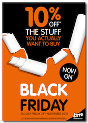 Value retailer B&M slashes prices by 10% for Black Friday but shies away from big ticket deals