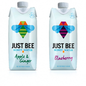 Booths lists honey spring water from North West food entrepreneurs Just Bee