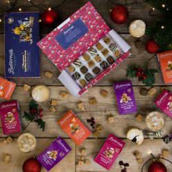 Buttermilk artisan, festive Christmas fudge range goes on sale at Booths