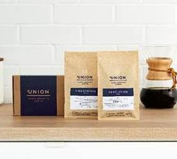 Union Hand-Roasted Coffee named one of Sunday Times Fast Track 100 Ones to Watch