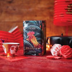 Luxury tea brand, Newby Teas, unveils limited-edition festive caddy for Chinese New Year