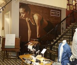 Jack Wills launches first sportswear collection for women