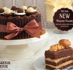 Patisserie Valerie launches Gateau & Slice designed by customer