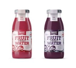 PHROOTI launches all-natural, fruit-infused water with zero sugar
