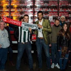 Budweiser celebrates committed Plymouth Argyle fans with huge beer delivery