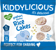 Kiddylicious aims to shake up rice cake market with mini version for kids