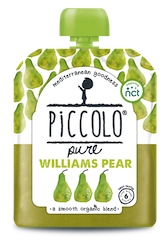 Baby food brand, Piccolo Pure, introduces new puree collection