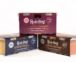 Rod & Ben's launches 'perfectly proportioned' organic puds