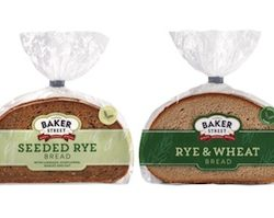 Carrs Foods launches two new rye bread varieties for Baker Street