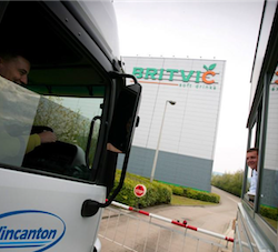 Britvic extends Wincanton distribution contract by five years