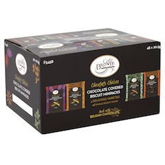 Premium biscuit brand, Café Brontë, launches biscuit mini packs