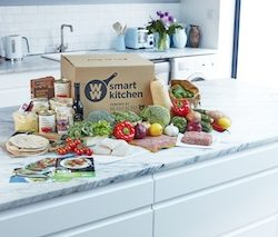 Weight Watchers partners with fresh food delivery company Bearfaced Groceries to launch WW Smart Kitchen food box