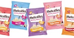 Metcalfe's skinny popcorn launches 'pop it like it's Metcalfe's' TV campaign