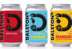 Dalston's craft sodas expand collection with range of canned drinks
