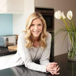 Belvoir Fruit Farms collaborates with Celebrity MasterChef, Lisa Faulkner