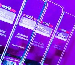 Nominations open for 2017 Worldpay everywoman in Retail Ambassadors Programme