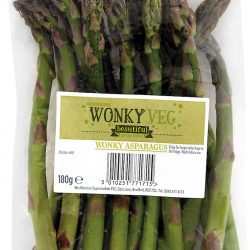Morrisons hits £1.00 price point for asparagus with 'wonky veg'