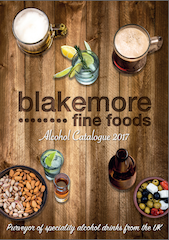 Blakemore Fine Foods publishes new alcohol catalogue