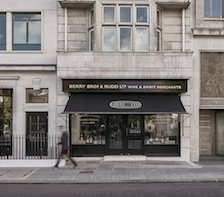 Berry Bros. & Rudd opens new retail site on Pall Mall