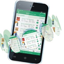 Blakemore Wholesale launches mobile ordering app for retail stores