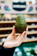 Morrisons bids to sell cheapest [wonky] avocados on market