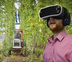 Shepherd Neame launches seasonal pop-up brewery store at Bluewater with VR experience