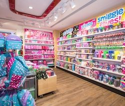 Kids' stationery brand Smiggle poised to open 100th UK store
