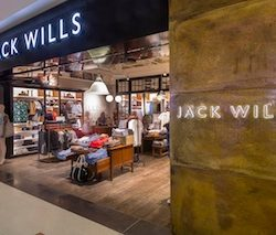 Jack Wills' arrival brings even more shopping choice to Gatwick
