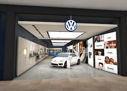 Bullring set to welcome the first Volkswagen store in the UK